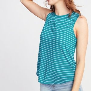 Relaxed tank top